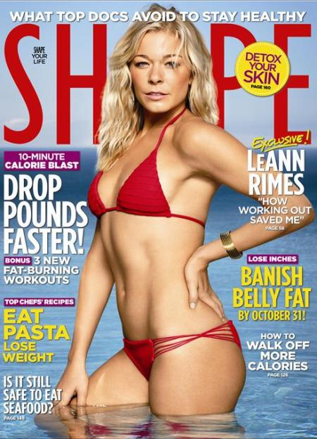 LeAnn-Rimes-Shape-Magazine-October-2010-Cover