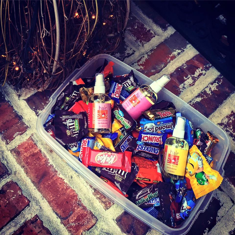 Happy Halloween! And Happy...Holidays?