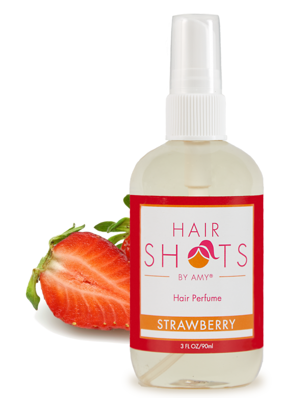 Hair Shots Strawberry Hair Perfume