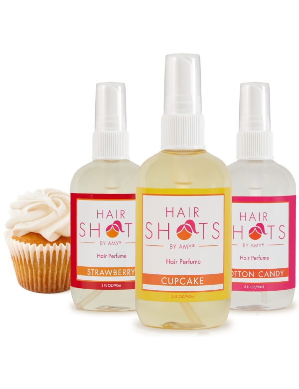 Hair Shots Sugar Crush Hair Perfume Bundle