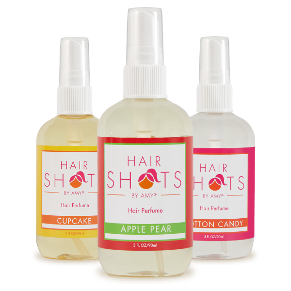Hair Shots Sweeten Your Locks Hair Perfume Bundle