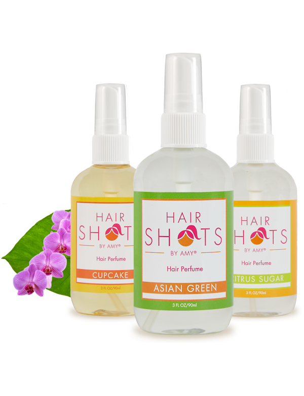 Hair Shots Touch of Sweetness Hair Perfume Bundle