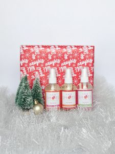 hair perfume and holiday gift ideas
