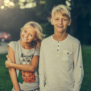 hair deodorizer and sibling fun