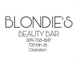 hair mist and blondies