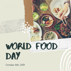 hair scent spray and world food day