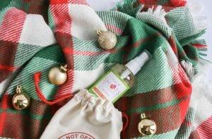 Hair fragrance spray and Gift