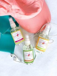 Hair Freshener Spray and Health